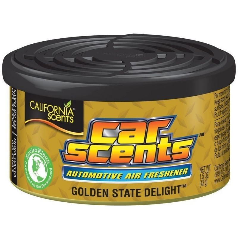 Zapach California Car Scents Golden State Delight