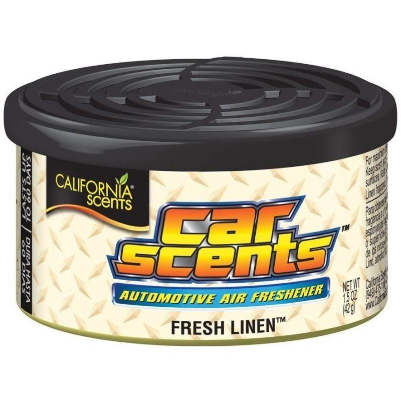 Zapach California Car Scents Fresh linen linge frais