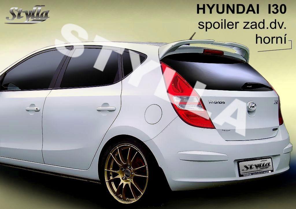 Spoiler na tylną klape górny, Hyundai i30 I, 2007-2012