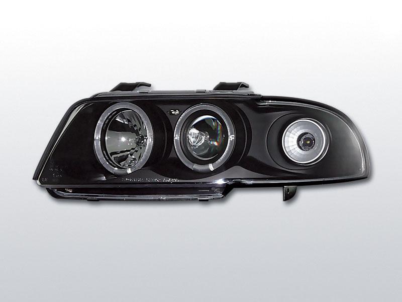 Lampy przednie, AUDI A4, 1994->1998