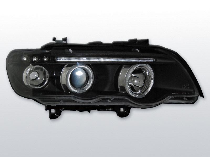 Lampy przednie, BMW X5 E53, 1999->2003