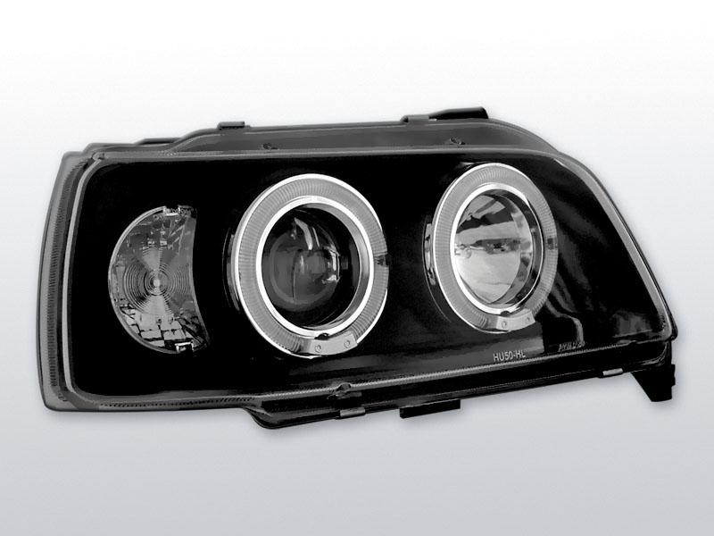 Lampy przednie, RENAULT CLIO, 1990->1995