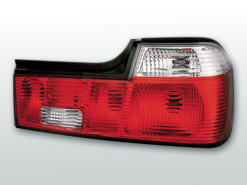Lampy tylne zwykle, BMW E32, 1986->1994