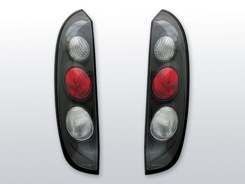 Lampy tylne zwykle, OPEL CORSA C, 2000->2006