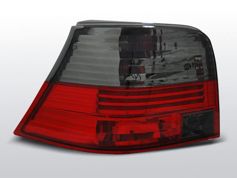 Lampy tylne zwykle, VW GOLF 4, 1997->2003